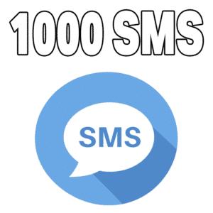 1000 SMS Marketing - Marketing SMS