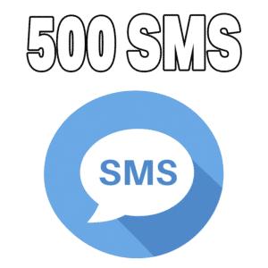 500 SMS Marketing - Marketing SMS