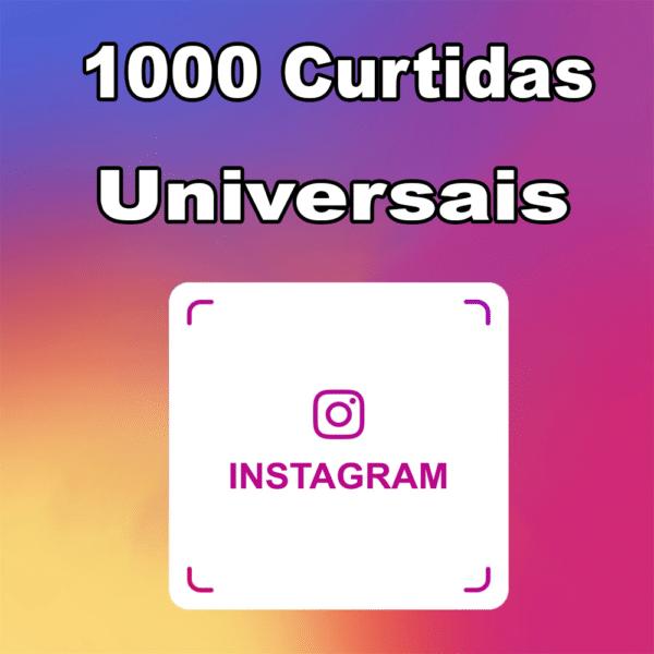 curtidas universais, mundiais instagram, comprar curtidas instagram
