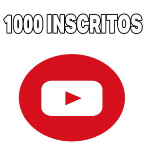 1000 Inscritos no Youtube - Inscritos para Youtube