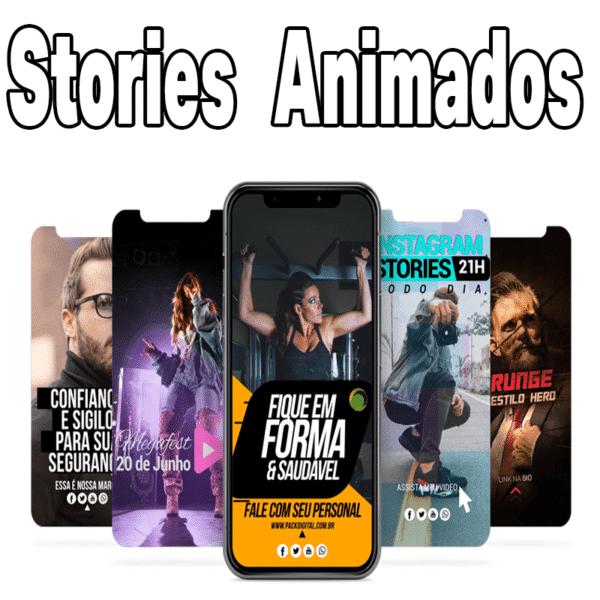 Stories Animado - Stories Instagram